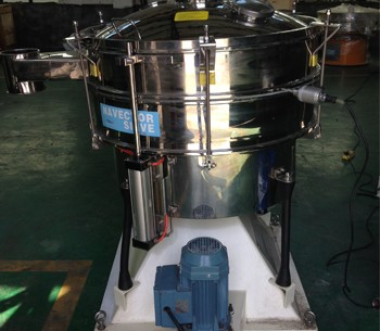 Small High Efficient Ultrasonic Tumbler screen (NTSU)