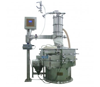 Ultrasonic anti-blinding Vibrating Screen (HiU-NX-S4S4) for processing chemicals