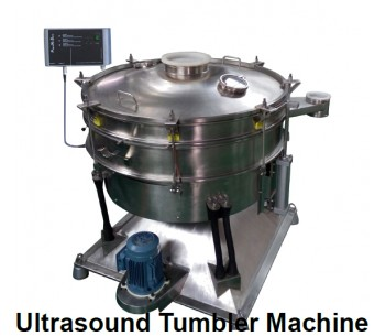 High Efficient Ultrasonic Tumbler screen (NTSU) supplier