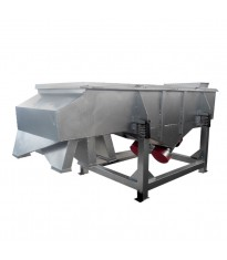 Powder Painting Slide Linear Vibrating screen